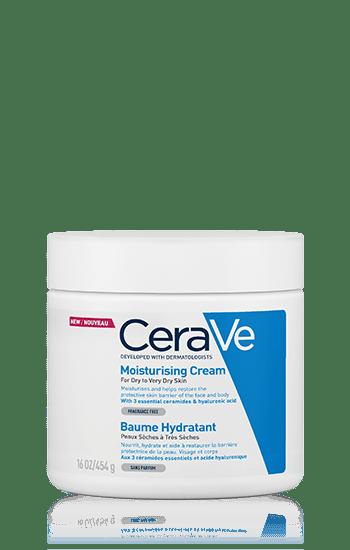 CeraVe (СераВе) Хидратиращ крем за лице и тяло